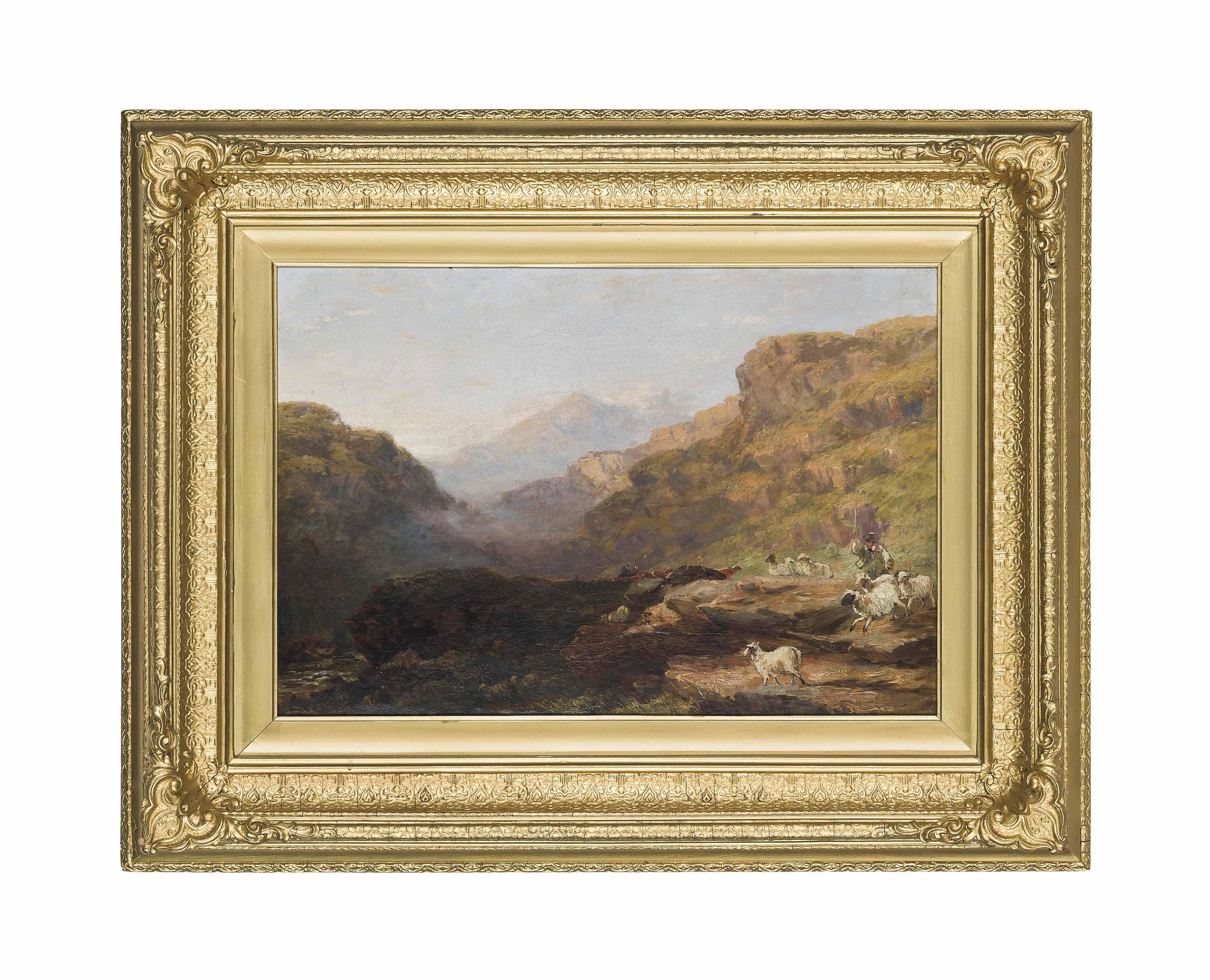 David Cox, A.R.W.S (1809-1885)
