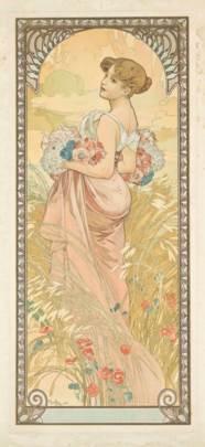 Alphonse Mucha (1860-1939)