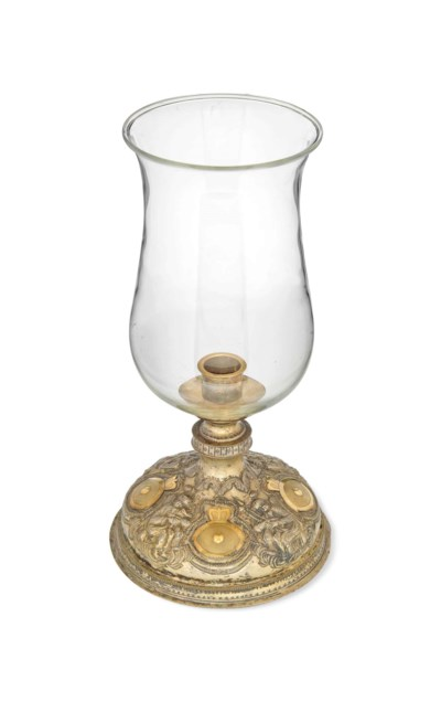 A STORM LAMP ADAPTED FROM THE