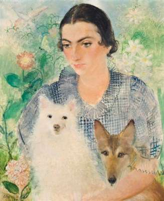 Olga Sacharoff (Georgian, 1889