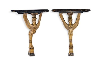 A PAIR OF FRENCH CAST BRONZE C