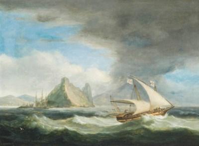 Thomas Luny (St. Ewe [?] 1759-