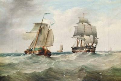 Henry Redmore (Hull 1820-1887)