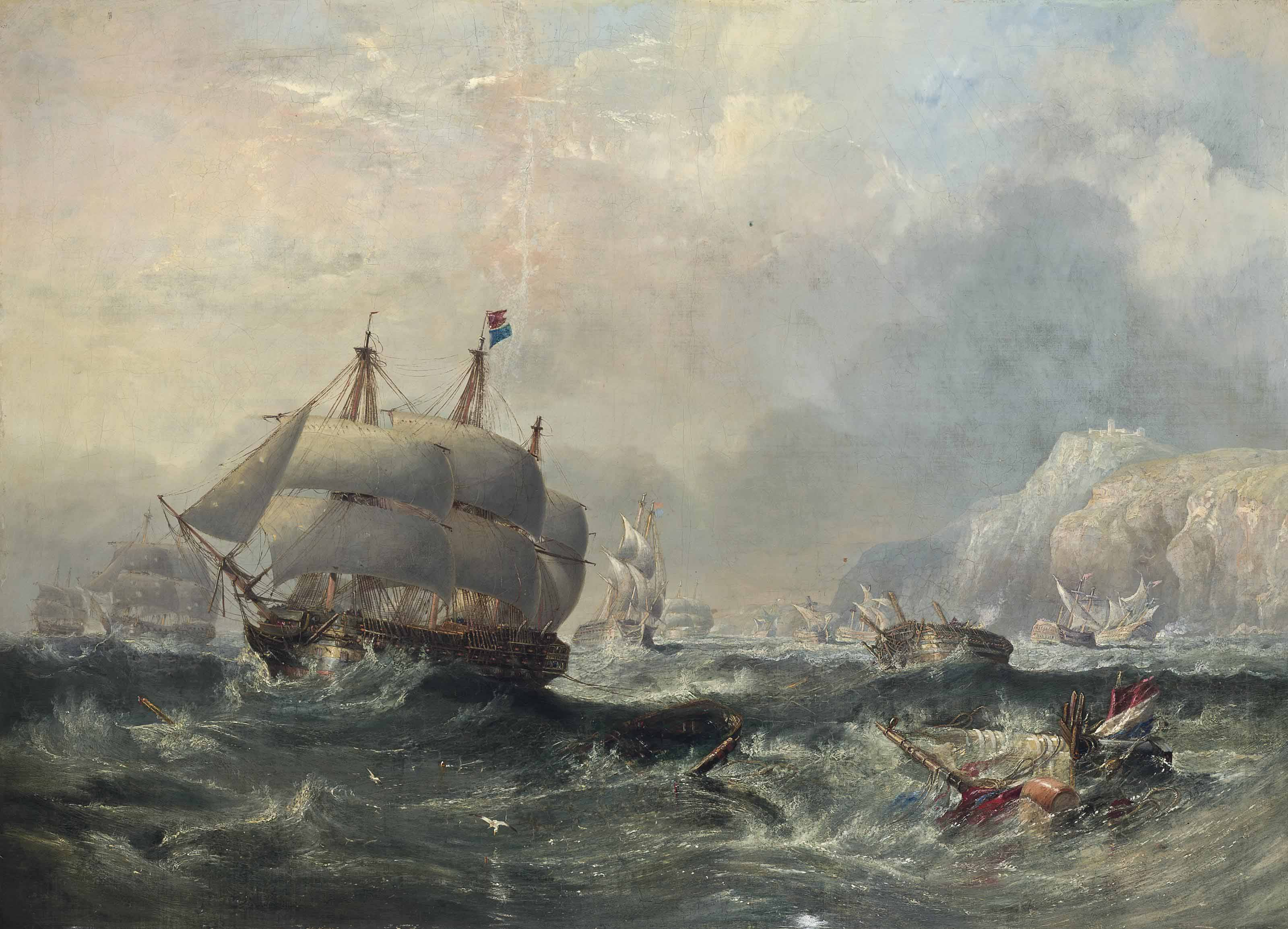 the battle of trafalgar history essay I think that it is very accurate to say that the royal navy ruled the waves during 1793-1815: they had the best, new innovative technologies, the best officers, the best blockades and – most importantly – won the battle of trafalgar.