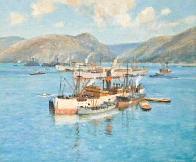 Arthur James Wetherall Burgess