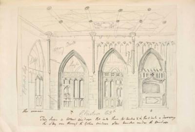 CAPON, William (1757-1827). Or