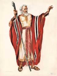 The Ten Commandments, 1956/Cha