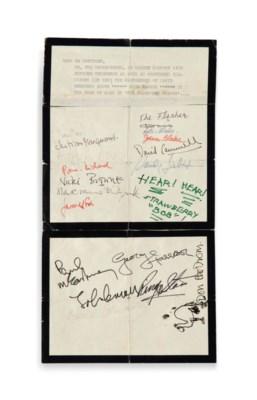 The Beatles/Clockwork Orange