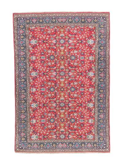 A fine Hereke carpet