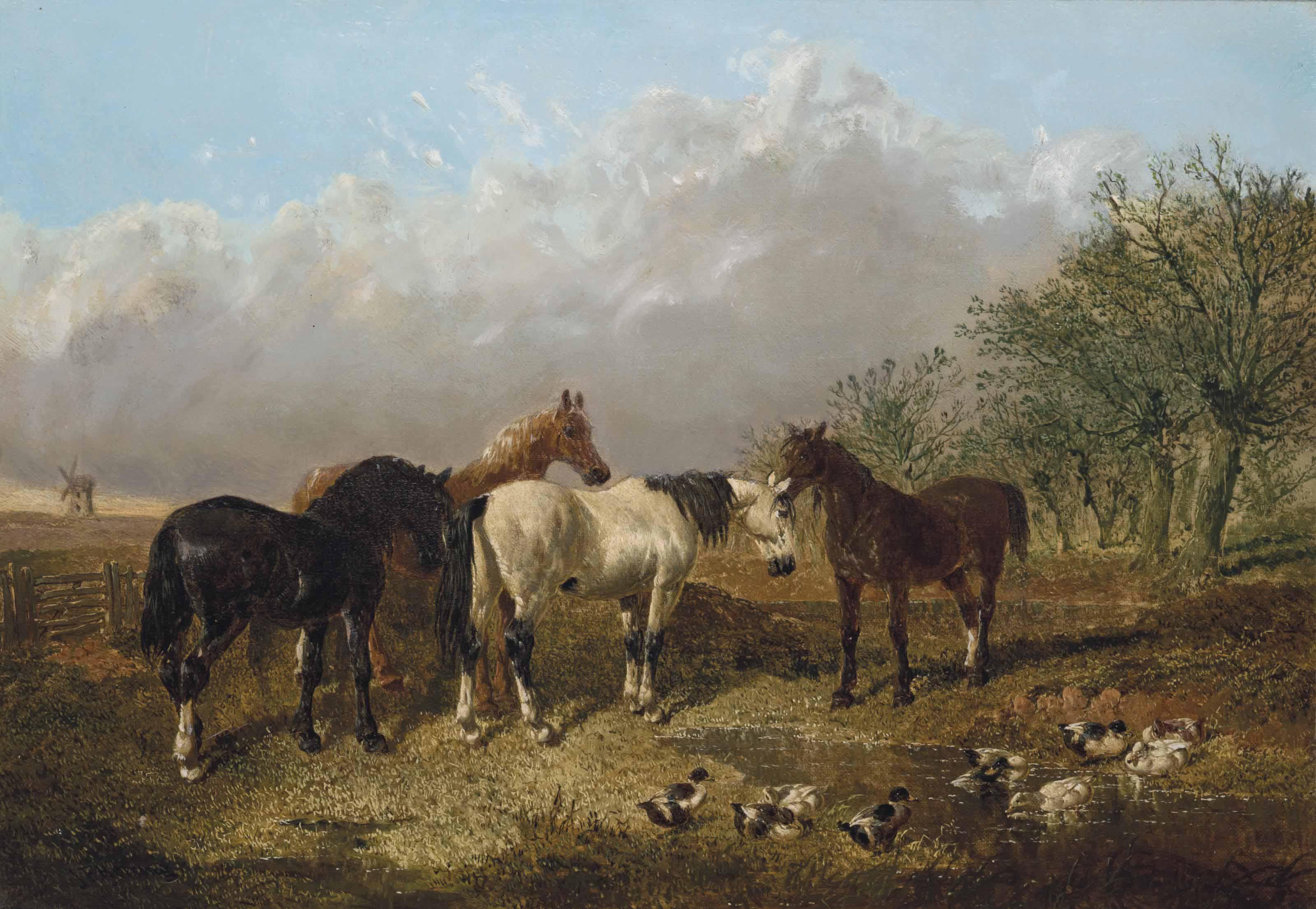 John Frederick Herring, Jnr. (1815-1907)