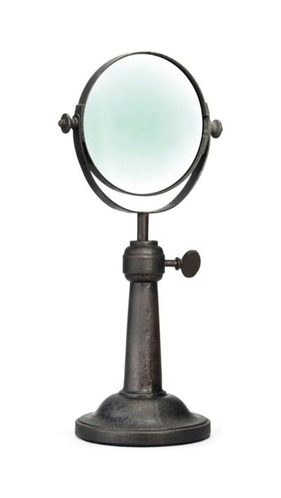 A 4-inch Crown Glass Bullseye