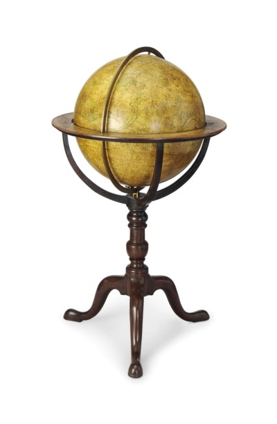 A 18-Inch Celestial Globe