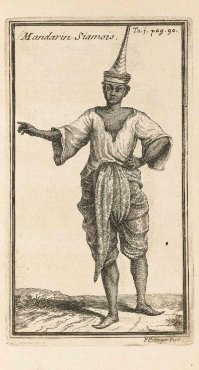 SIMON DE LA LOUBÈRE (1642-1729