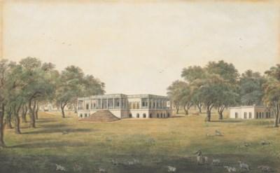 Circle of John Gantz (1772-185