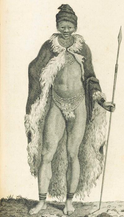 FRANÇOIS LE VAILLANT (1753-182