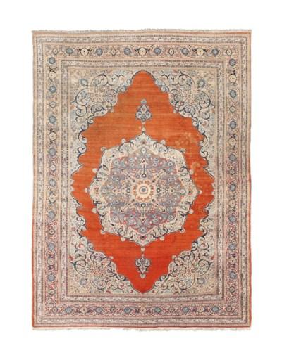 A fine antique Hajijalili Tabr