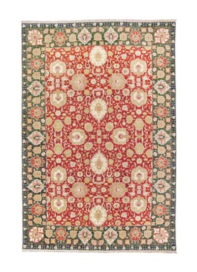 A fine large Agra style carpet