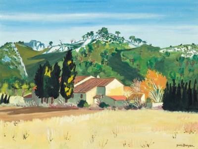 Yves Brayer (French, 1907-1990
