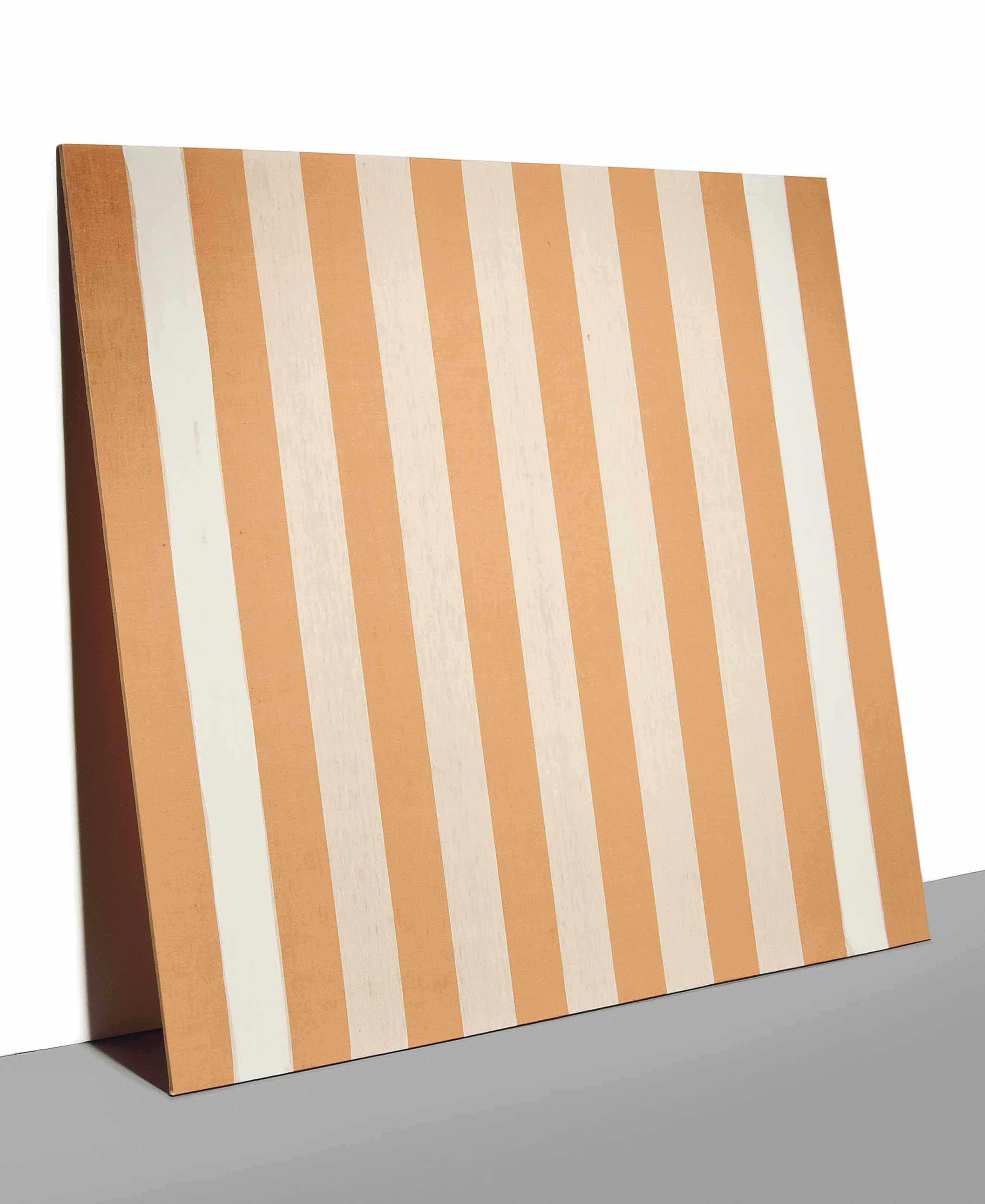 daniel buren b 1939 peinture acrylique blanche sur. Black Bedroom Furniture Sets. Home Design Ideas