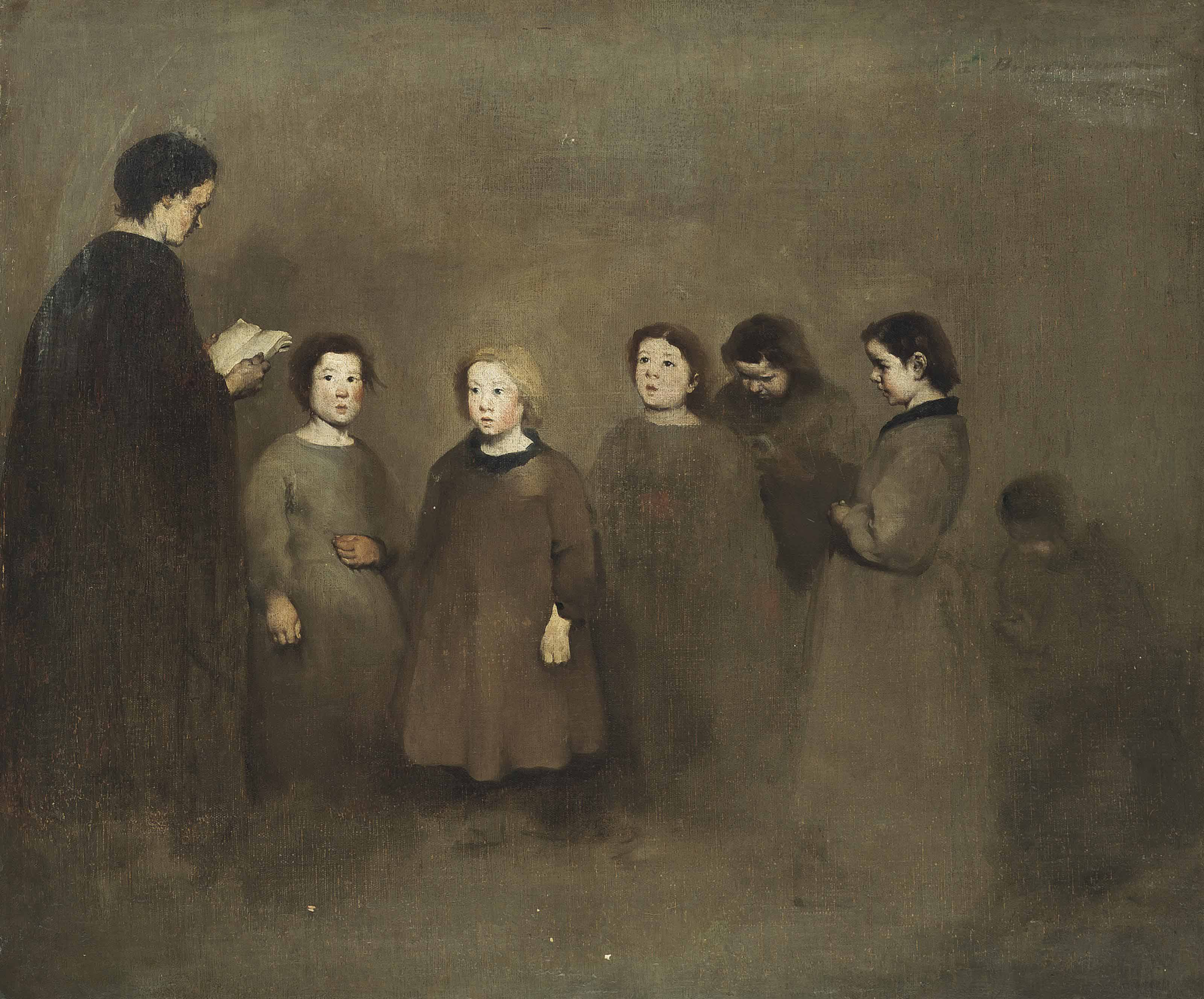 Theodule Augustin Ribot (French, 1823-1891)
