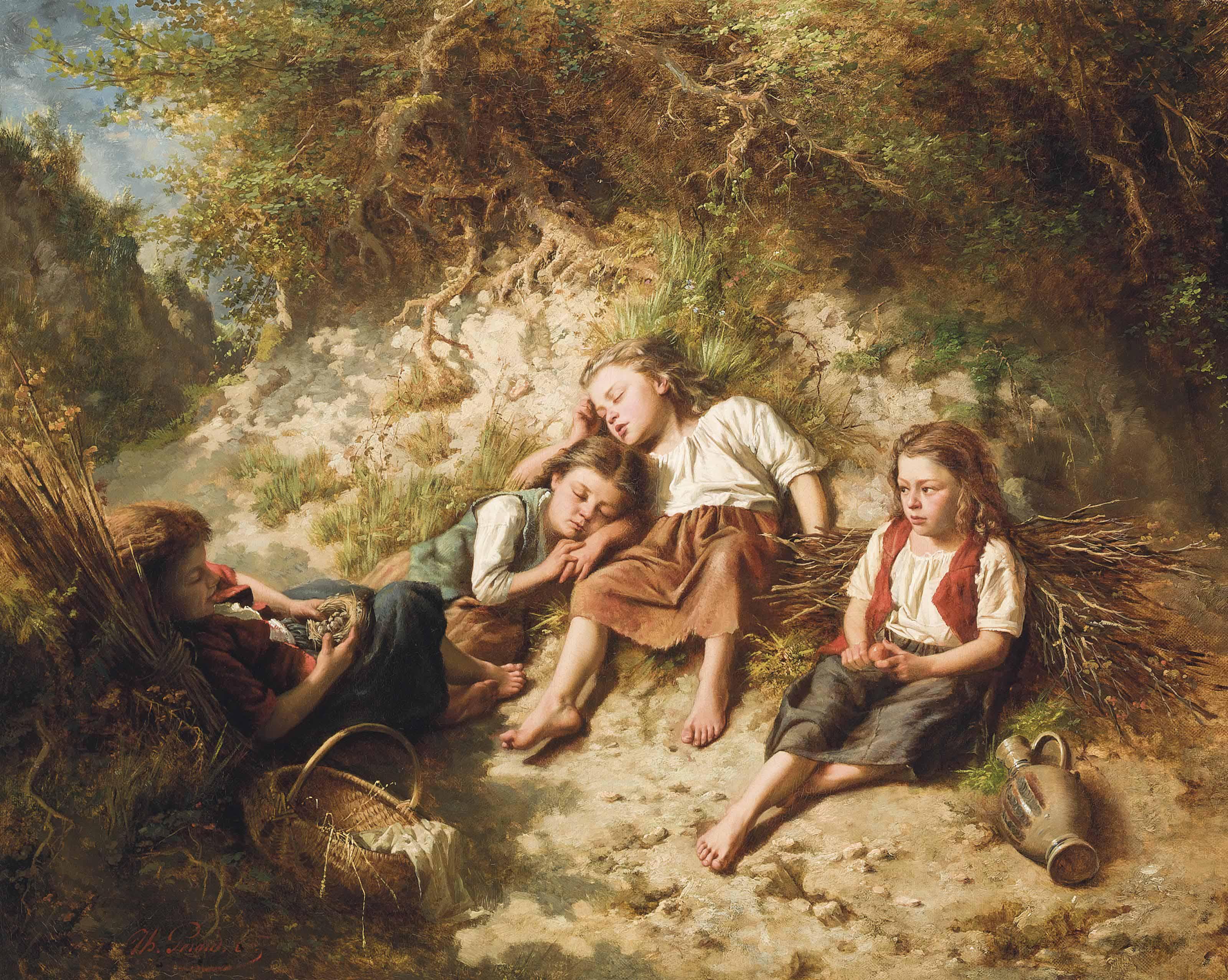 Theodore Gerard (French, 1829-1895)