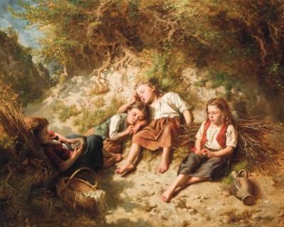 Theodore Gerard (French, 1829-