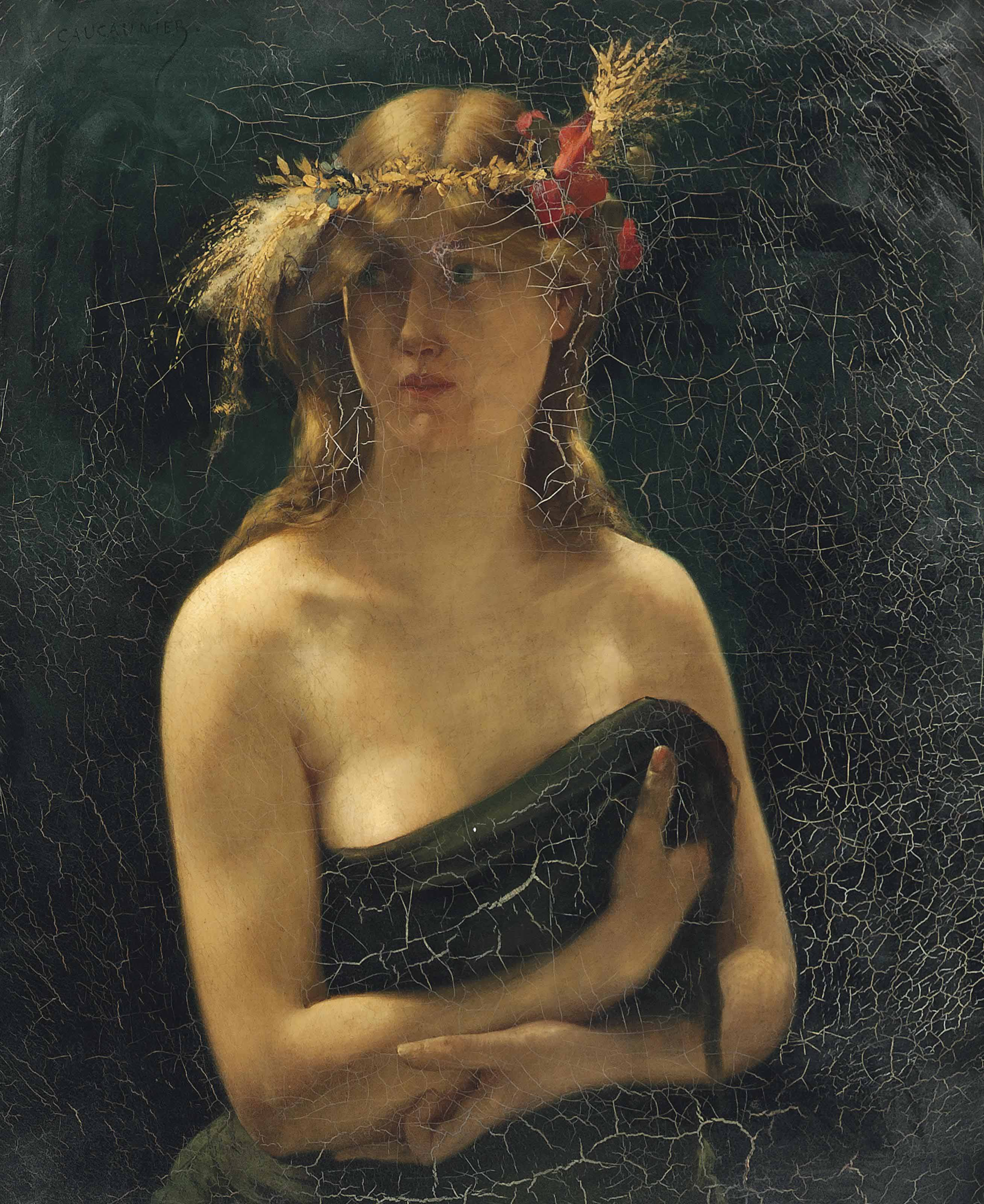 Jean-Denis-Antoine Caucannier (French, c. 1860 - c. 1905)