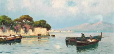 Erminio Cremp (Italian, 1860-1