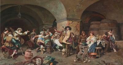 Francesco Vinea (Italian, 1845