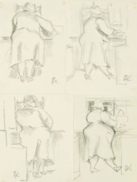 Vier Skizzen