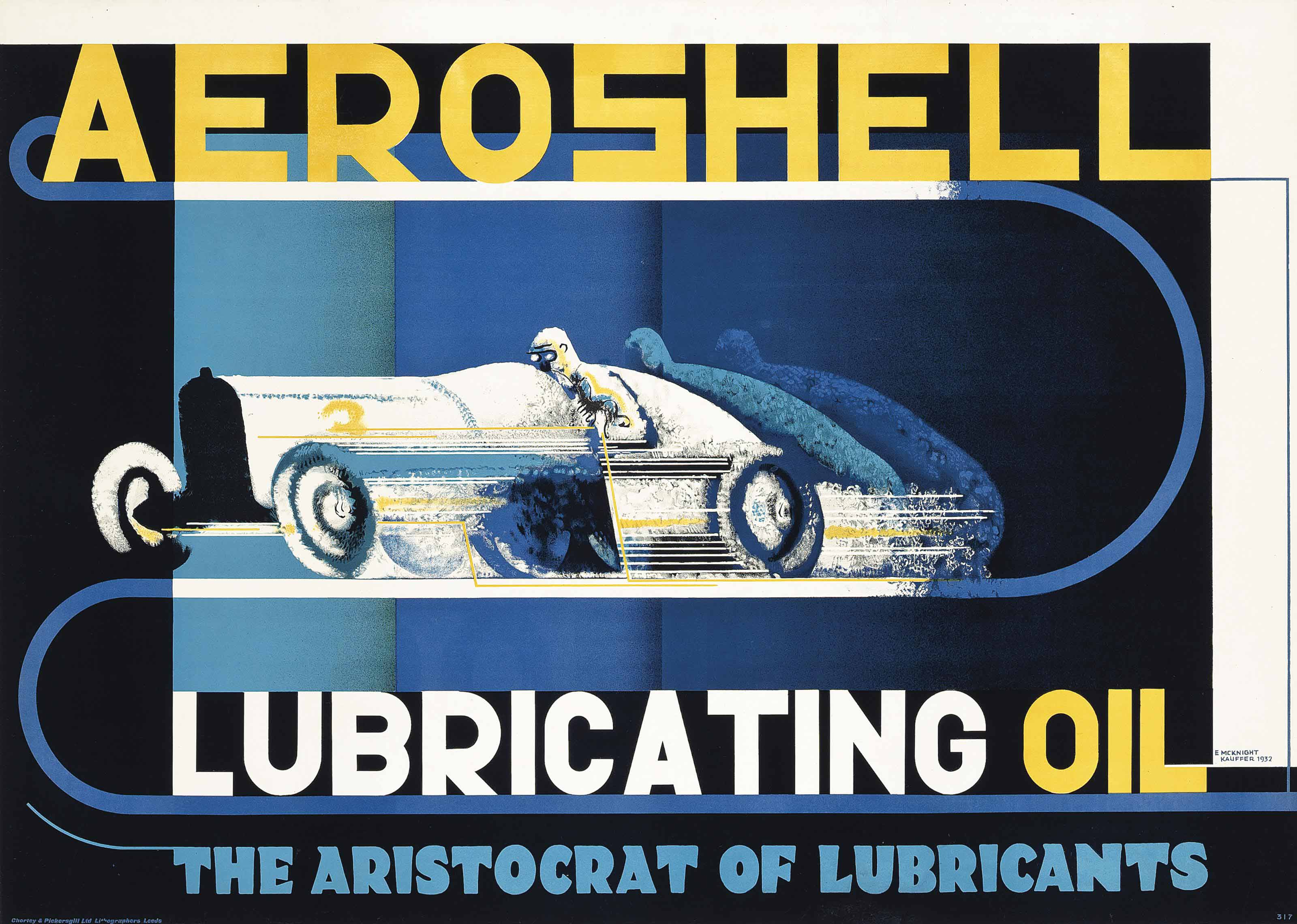 AEROSHELL LUBRICATING OIL