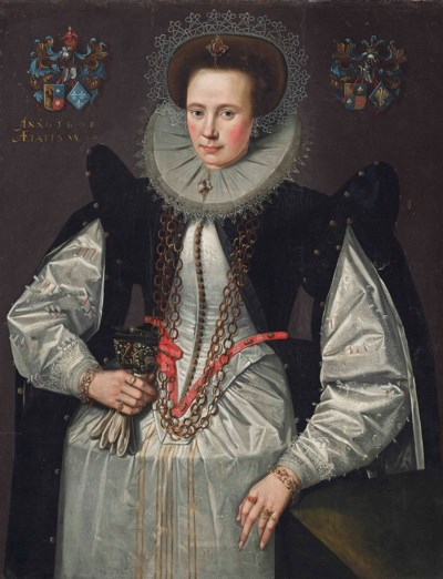 Netherlandish School, 1608