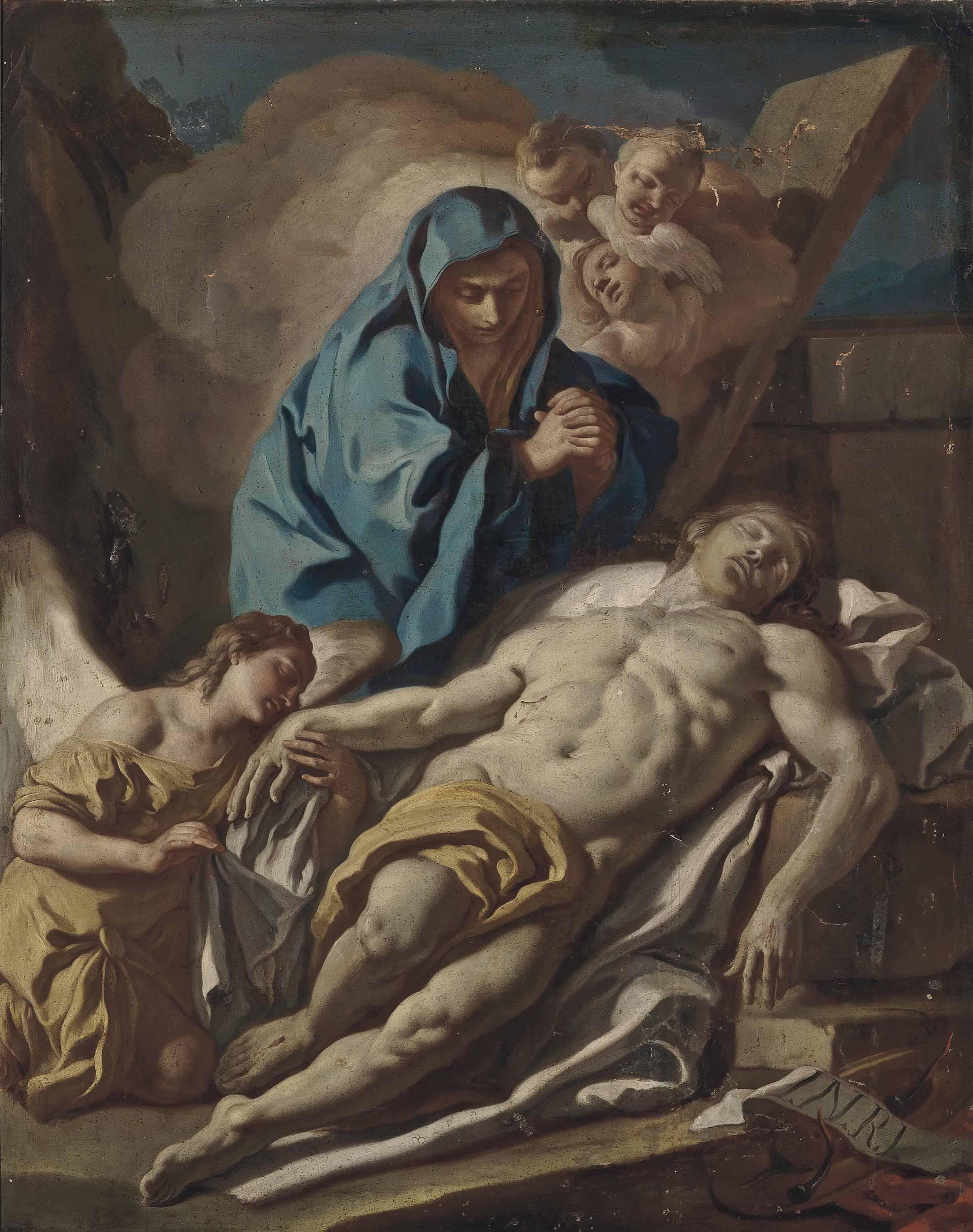 Attributed to Francesco de Mur