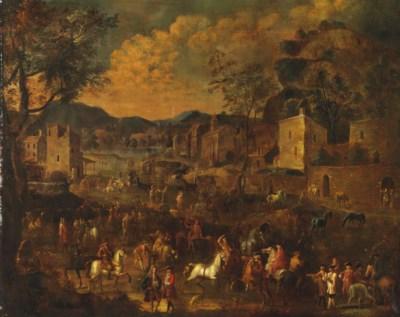 Alexander van Bredael (Antwerp