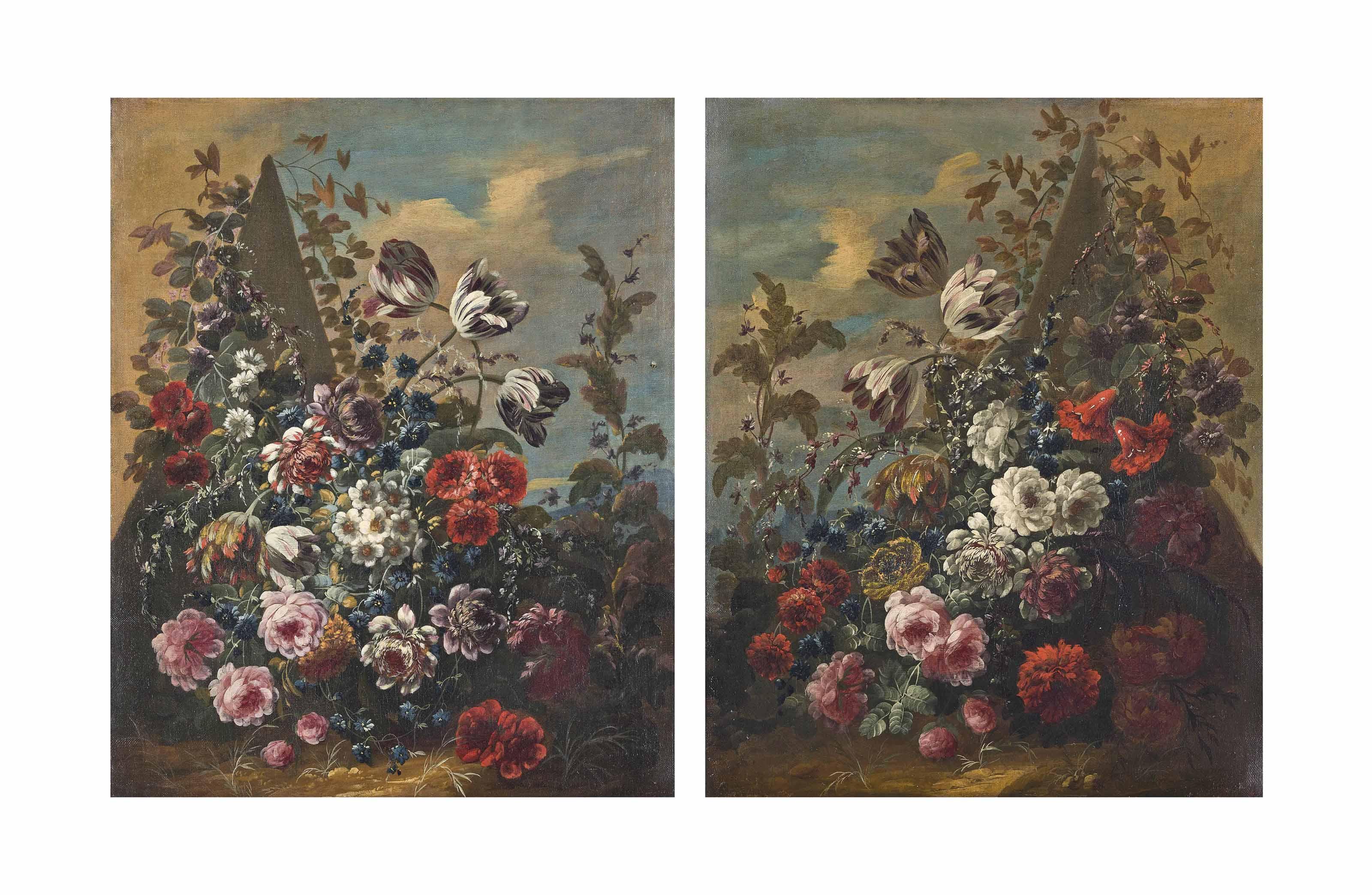 Jan-Baptist Morel (Antwerp 1662-1732 Brussels)