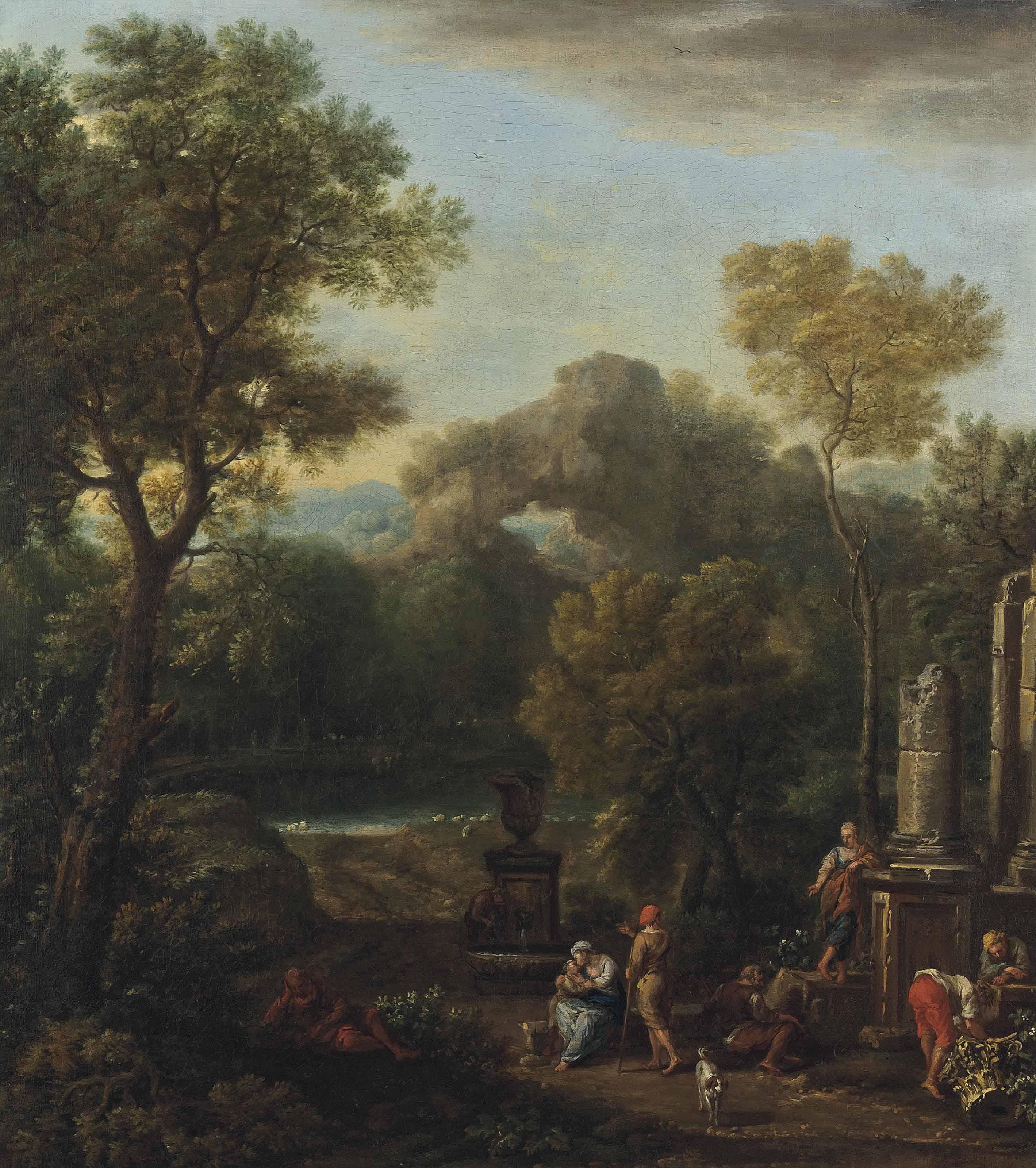 John Wootton (Snitterfield c. 1682-1764 London)