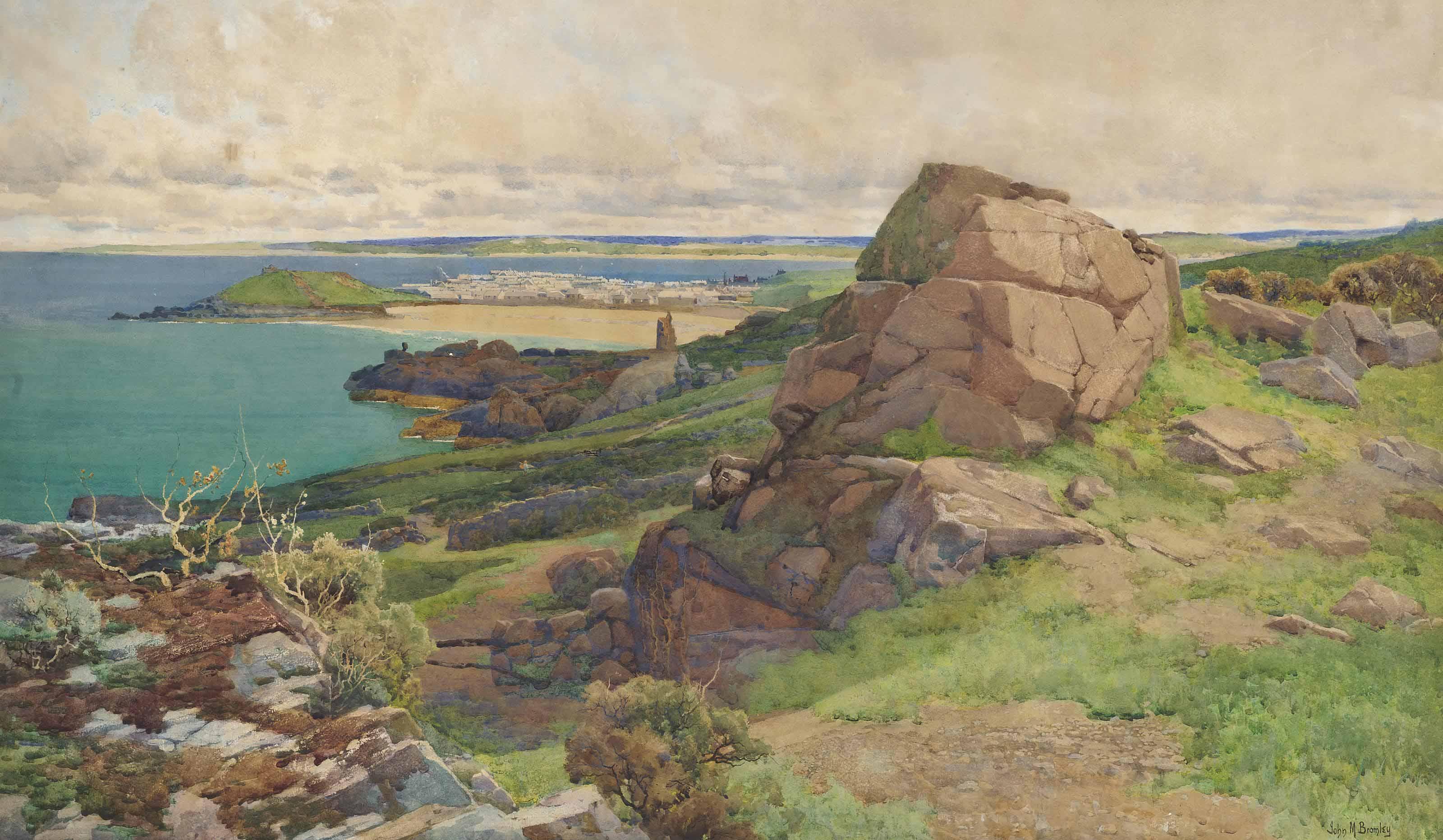 John William Bromley (1858-1939)