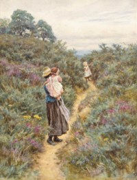 Crossing the heath
