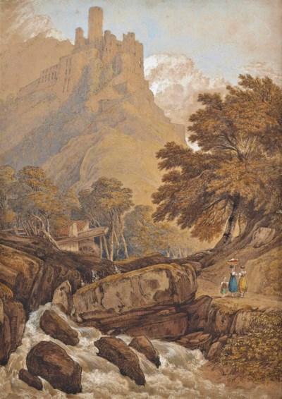 William-Alfred Delamotte (1775