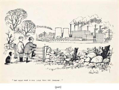 Norman Thelwell (1923-2004)