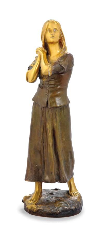 A RAOUL LARCHE (1860-1912) PAT