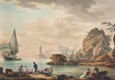 Ange-Joseph-Antoine Roux (Mars