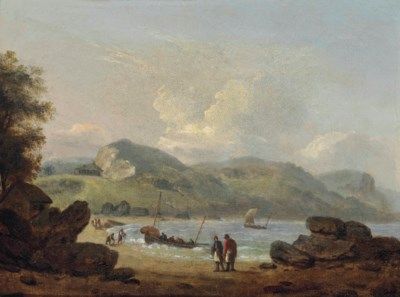 Thomas Luny (St Ewe [?] 1759-1