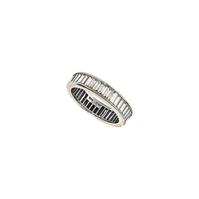 A diamond eternity ring, by Ti