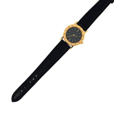 A quartz wristwatch, by Bulgar