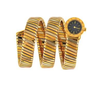 A 'Tubogas' wristwatch, by Bul