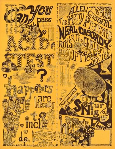 The Acid Test/Grateful Dead