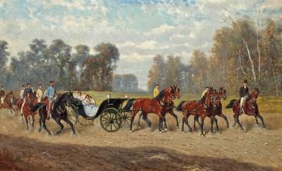 Alexander Ritter von Bensa (GE