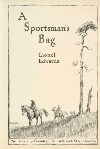 EDWARDS, Lionel (1878-1966; il