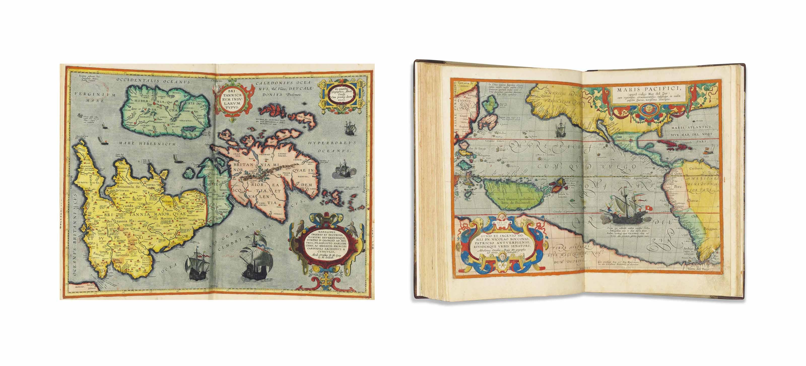 ORTELIUS, Abraham (1527-1598)